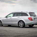 Автомобіль Mercedes C-class.