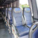 Крісла в автобусі Setra 315HD.