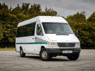 Mercedes Sprinter 312.