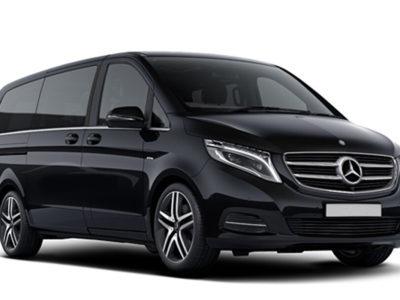 Мікроавтобус Mercedes V-class.