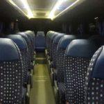 Салон автобуса Man Temsa.