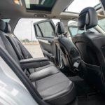 Салон в авто Mercedes C-class.