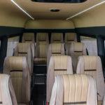 Салон Mercedes Sprinter 312.