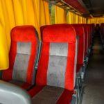 Крісла в автобусі Setra 417 GTHD.