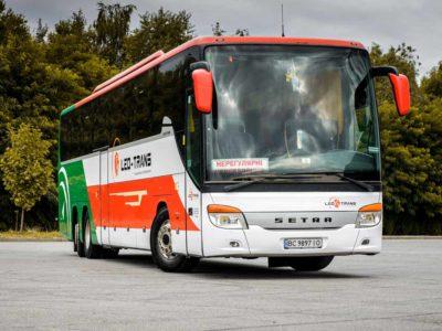 Автобус Setra 417 GTHD.