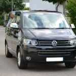 Мікроавтобус Volkswagen Caravella.