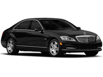 Авто Mercedes S-class.